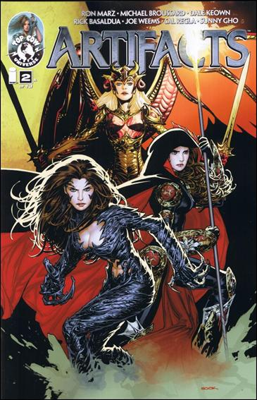 Artifacts (2010) 2-A by Top Cow