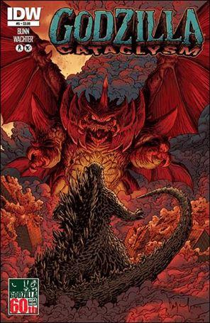 Godzilla: Cataclysm 5-A