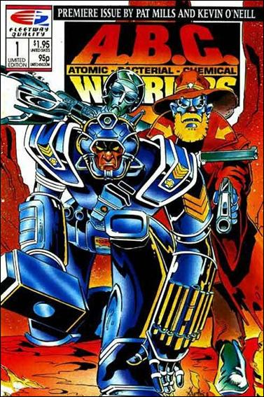 A.B.C. Warriors 1-A by Fleetway Quality