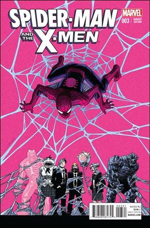 Spider-Man & the X-Men 3-B