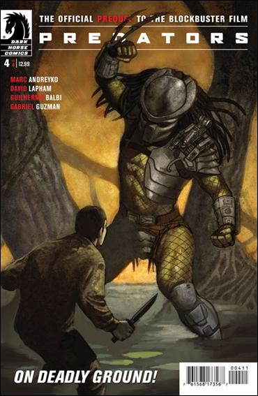 Predators 4-A by Dark Horse
