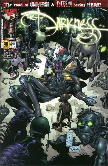 Darkness (1996) 40-B by Top Cow