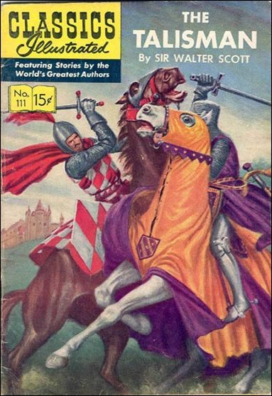 Classic Comics/Classics Illustrated 111-A by Gilberton