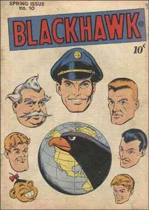 Blackhawk (1944) 10-A
