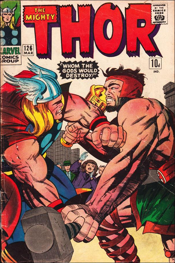 Thor (1966) 126-B by Marvel