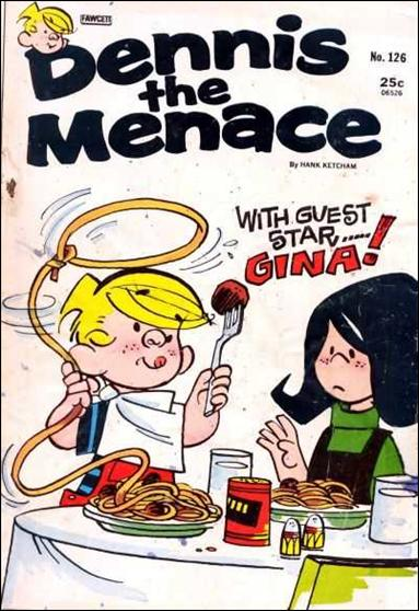 Images Of Dennis The Menace May Book Standard