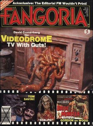 Fangoria 25-A
