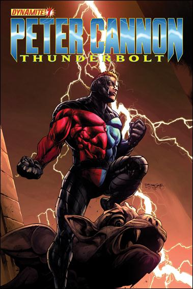 Peter Cannon: Thunderbolt 7-B by Dynamite Entertainment