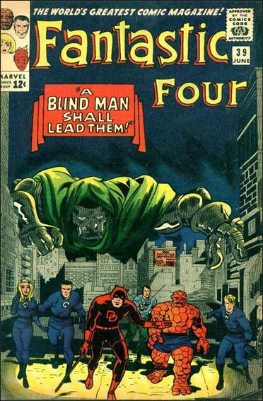 Fantastic Four (1961) 39-A by Marvel