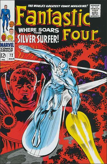Fantastic Four (1961) 72-A by Marvel