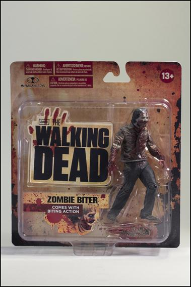 Walking Dead (TV Series 1)  Zombie Biter by McFarlane Toys