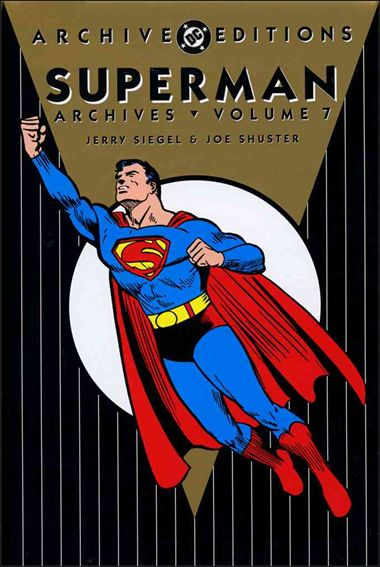 Superman Archives 7-A by DC