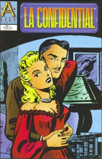 L.A. Confidential 1-A by A List Comics