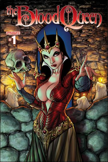 Blood Queen 1-B by Dynamite Entertainment