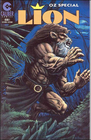 Oz Special: Lion 1-A by Caliber