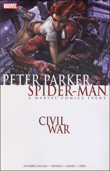 Civil War: Peter Parker Spider-Man nn-A by Marvel