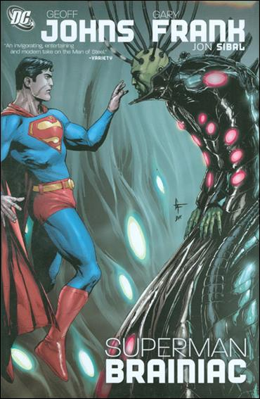 Superman: Brainiac 1-A by DC