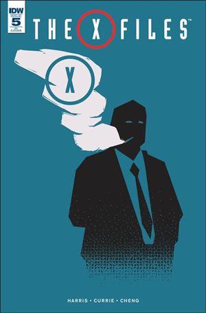 X-Files (2016) 5-C