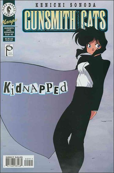 Gunsmith Cats: Kidnapped 9-A by Dark Horse