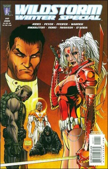 WildStorm Winter Special 1-A by WildStorm
