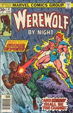 Werewolf by Night (1972) 41-A