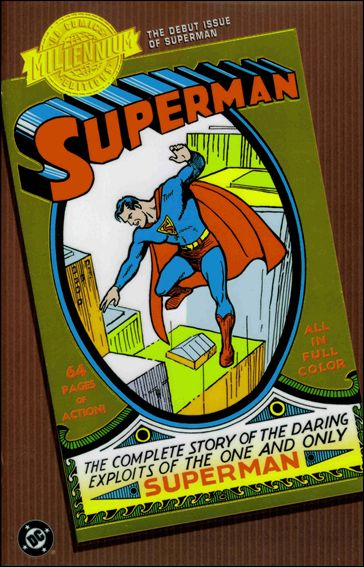 Millennium Edition: Superman (1939) 1-B by DC