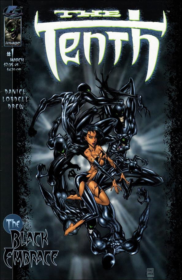 Tenth (1999/02) 1-B by Image