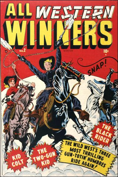 All Western Winners 2-A by Marvel