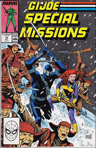 G.I. Joe: Special Missions (1986) 14-A by Marvel