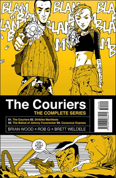 Couriers: The Complete Series 1-A by Image