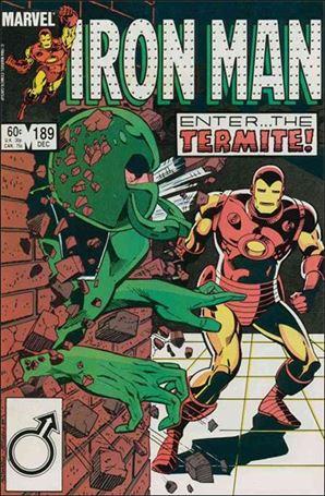 Iron Man (1968) 189-A