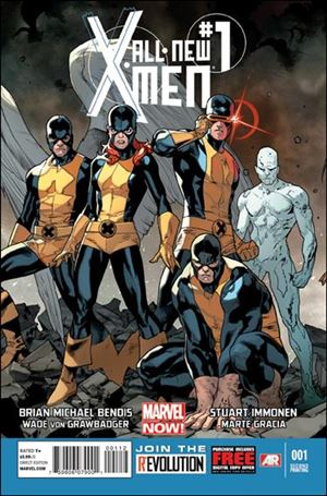All-New X-Men 1-L