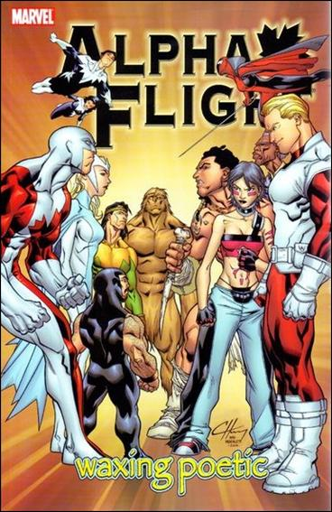 Alpha Flight 2-A by Marvel