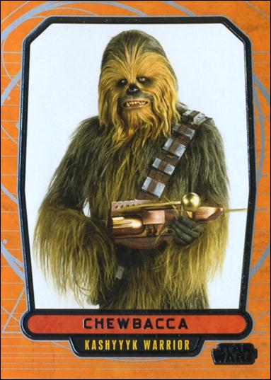Star Wars Galactic Files (Base Set) 77-A by Topps