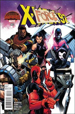 X-Men '92 3-A