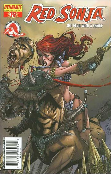 Red Sonja (2005) 19-D by Dynamite Entertainment
