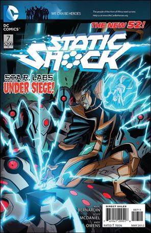Static Shock 7-A