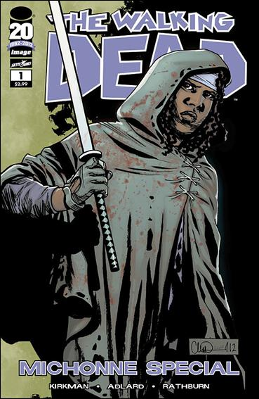 Walking Dead: Michonne Special 1-A by Image