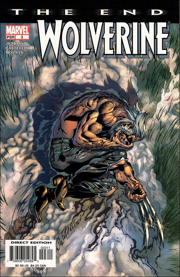 Wolverine: The End 3-A by Marvel