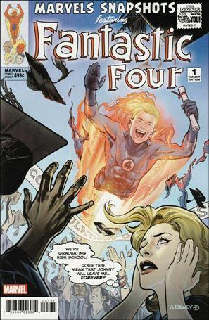 Fantastic Four: Marvels Snapshot 1-B