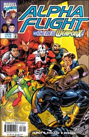 Alpha Flight (1997) 18-A