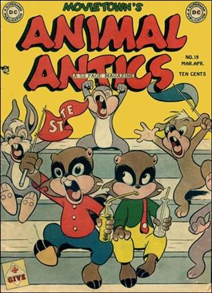 Animal Antics 19-A
