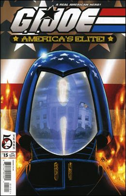 G.I. Joe: America's Elite 15-A by Devil's Due
