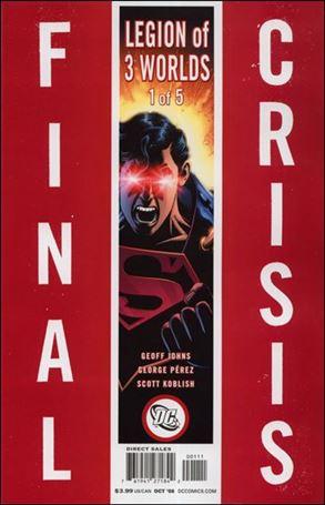 Final Crisis: Legion of Three Worlds 1-A