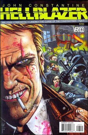 Hellblazer (1988) 293-A
