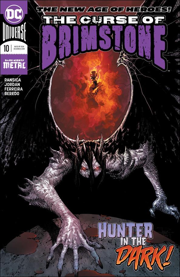 Curse of Brimstone 10-A by DC