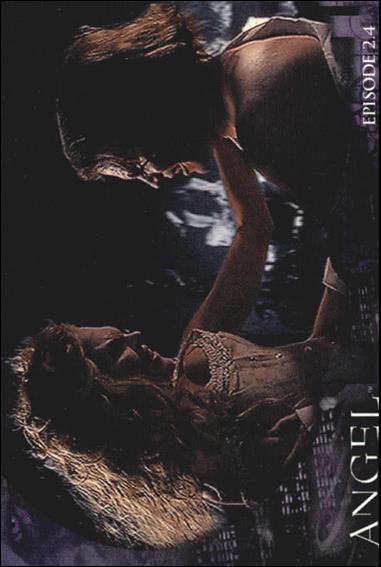 Angel: Season Two (Base Set) 11-A by Inkworks