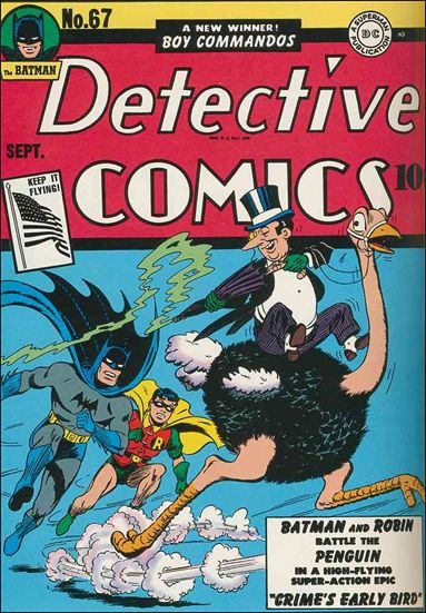 Detective Comics (1937) 67-A by DC