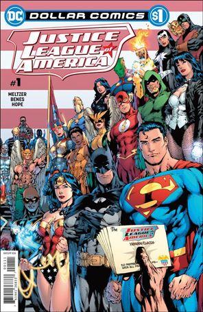 Justice League of America (2006) 1-J