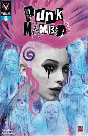 Punk Mambo (2019) 5-B